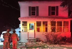 Recent Keene NH house fire damage claim