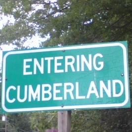 Cumberland, RI is l0cated in the northeast corner of rhode island.