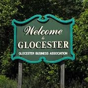 Glocester, RI welcome sign.