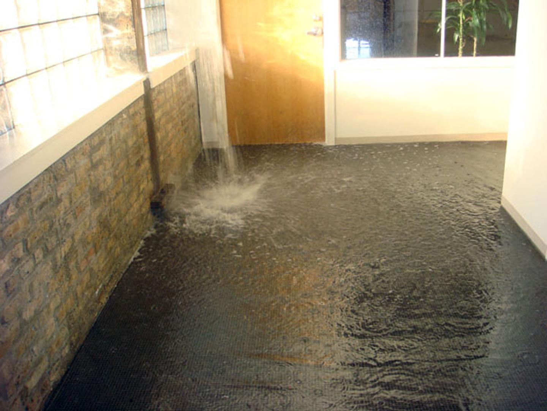 Glocester RI pipe burst & water claim