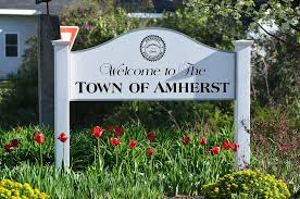 Amherst, NH is located in south central new hampshire.