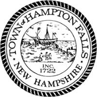 Hampton Falls, NH town seal.