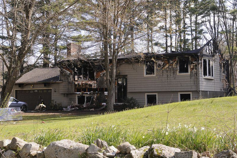 Recent Windham NH house fire claim
