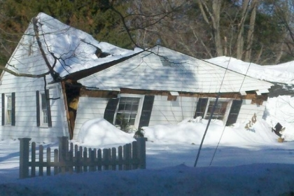 Recent Portsmouth NH roof collapse claim