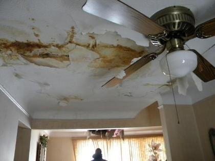 Recent Peterborough NH mold damage claim