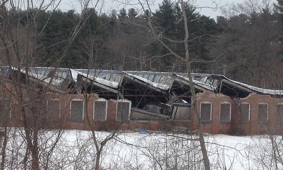 recent Charlestown, RI structural damage insurance claim.