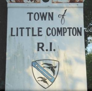 town of little compton, RI.
