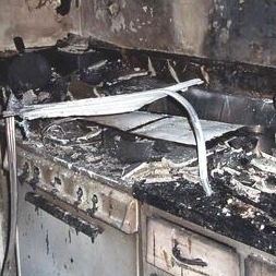 Recent Lowell MA fire damage insurance claim