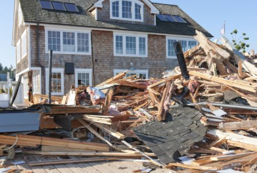 Recent Nantucket MA roof collapse claim