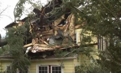 Recent Newton MA roof collapse claim