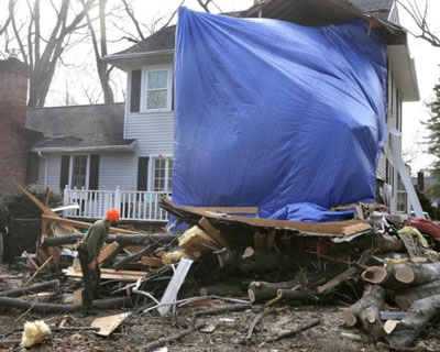 Recent Stafford Springs CT major structural claim