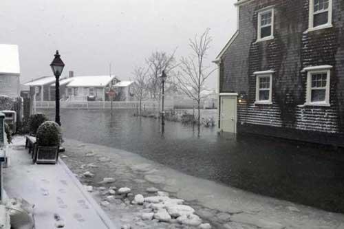 Recent Wellfleet MA flood damage claims
