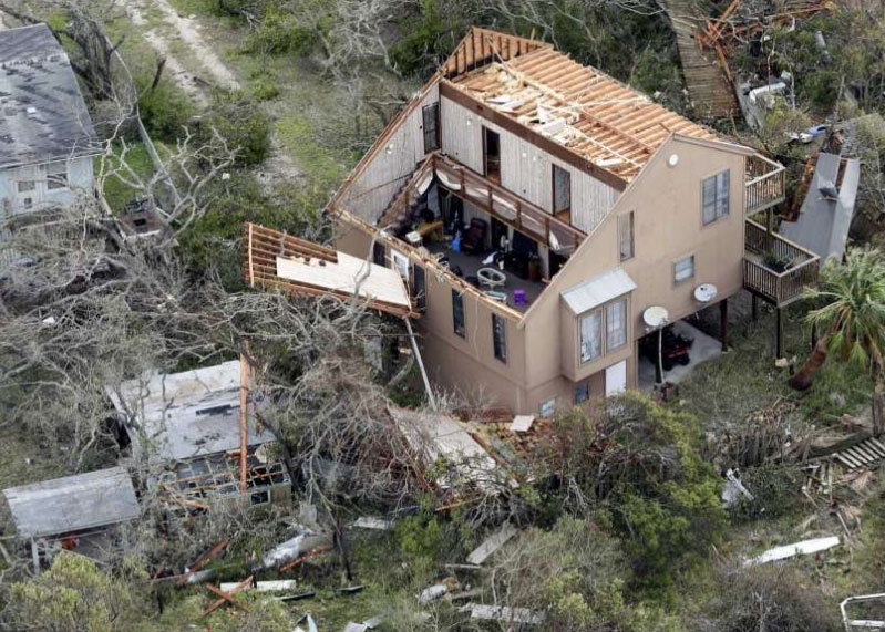 Palm Beach Gardens FL home flood hurricane damage insurance claims