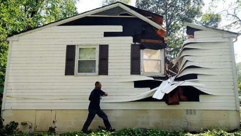 rutland VT structural damage insurance claim.