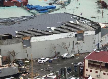 south Carolina hurricane damage and business interruption insurance claim.