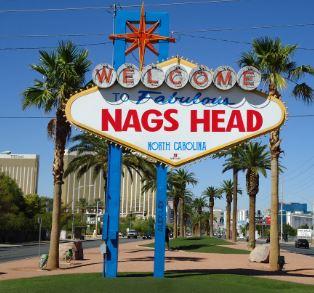 Nags Head, North carolina.