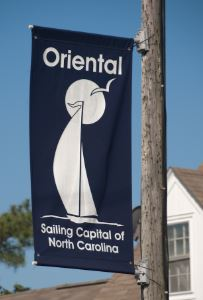 Oriental, NC —sailing capital of  North Carolina .