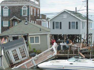 Southern Shores, NC flood and structural insurance claim.
