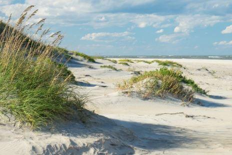 Salvo, North Carolina beaches.
