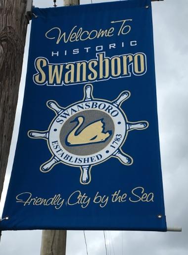 Swansboro, North Carolina — The Friendly City by the Sea.
