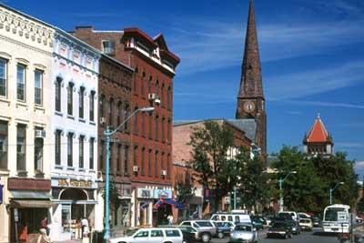 historic downtown deerfield ma