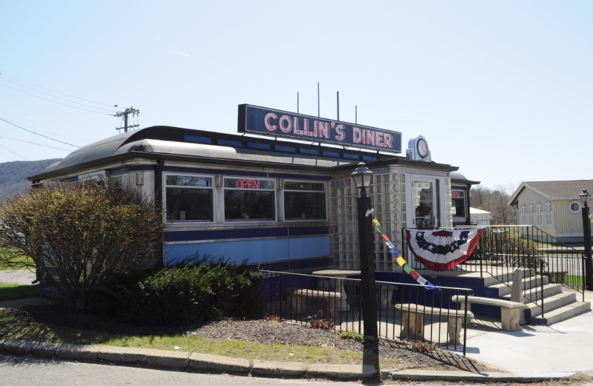 Canaan CT Collin's Diner