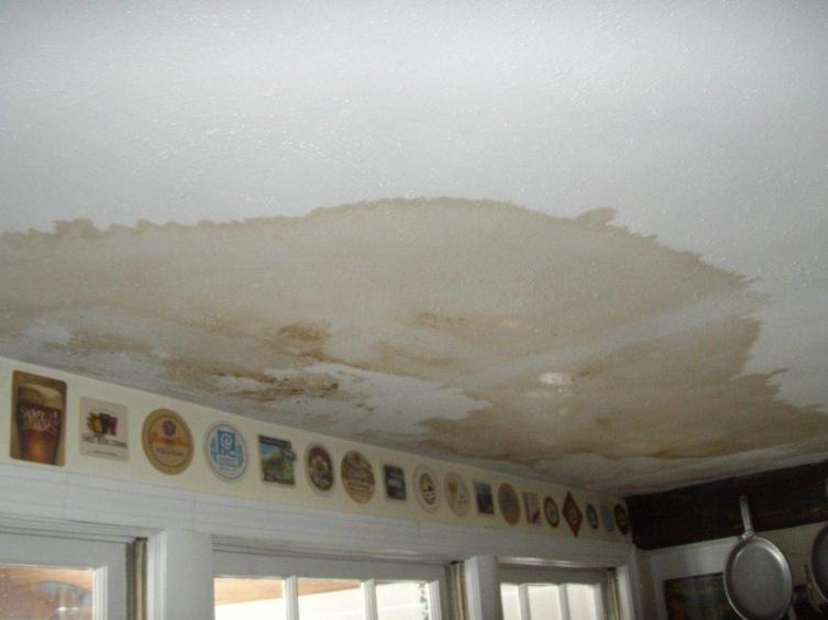 Winchester, CT water damage insuranc claim.
