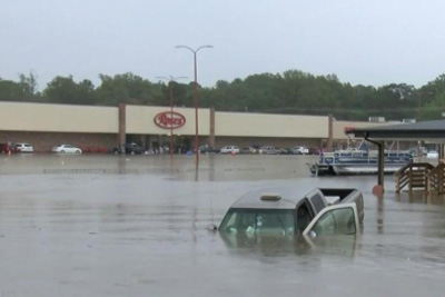 Recent Chicopee MA major flood damage claim