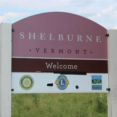 Welcome to Shelburne, VT