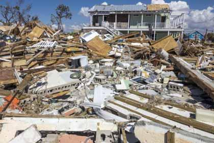 Melbourne Beach FL hurricane damage claims.