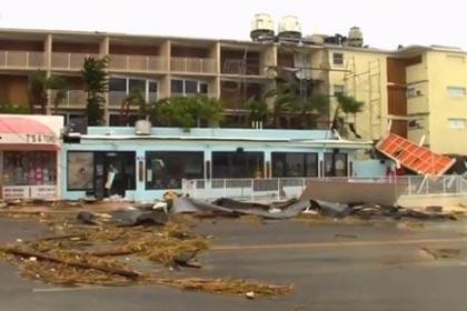 Daytona Beach FL hurricane damage insurance claim