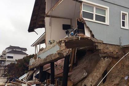 Palm Shores FL hurricane damage insurance claim