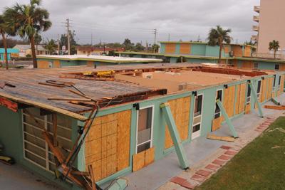 Melbourne FL major structural damage insurance claim