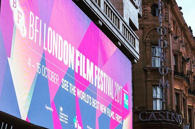 Hip Hop Cafe BFI London Film Festival premiere #vuecinema #leicestersquare