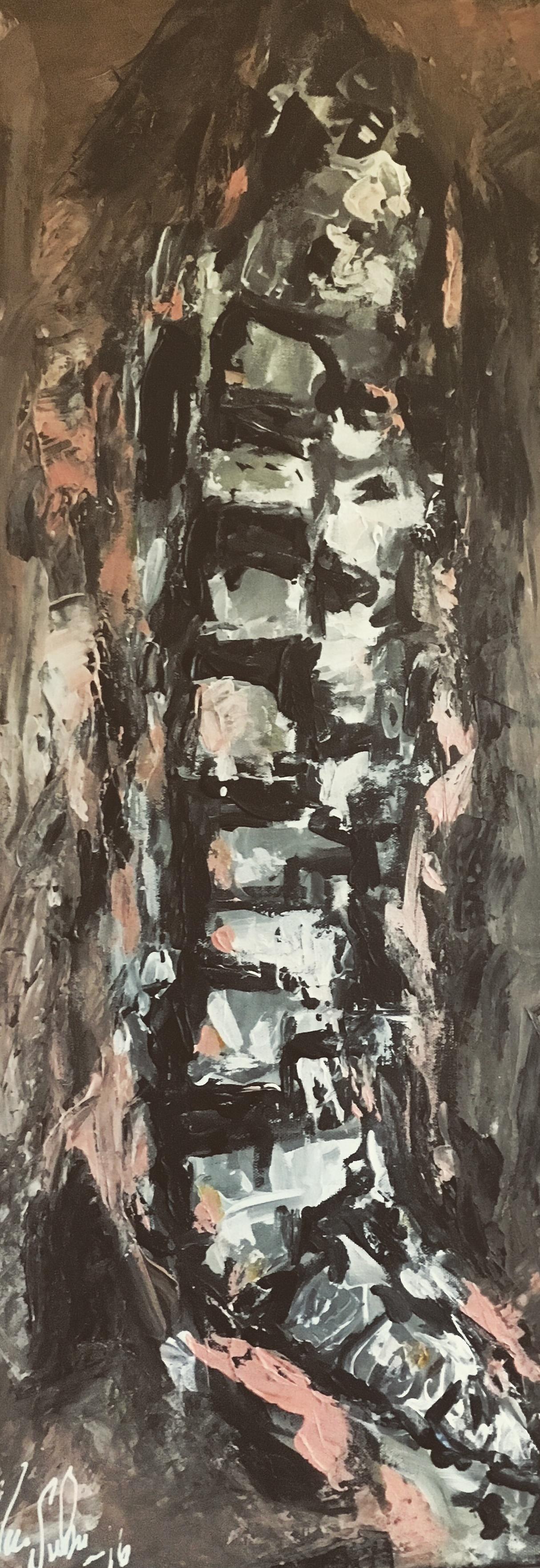 """Taiteilijan selkäranka"" 2016"