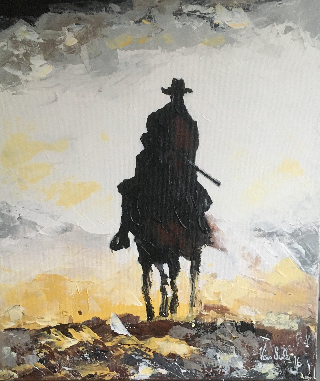 """""""Yksinäinen ratsumies"""" 2016"""