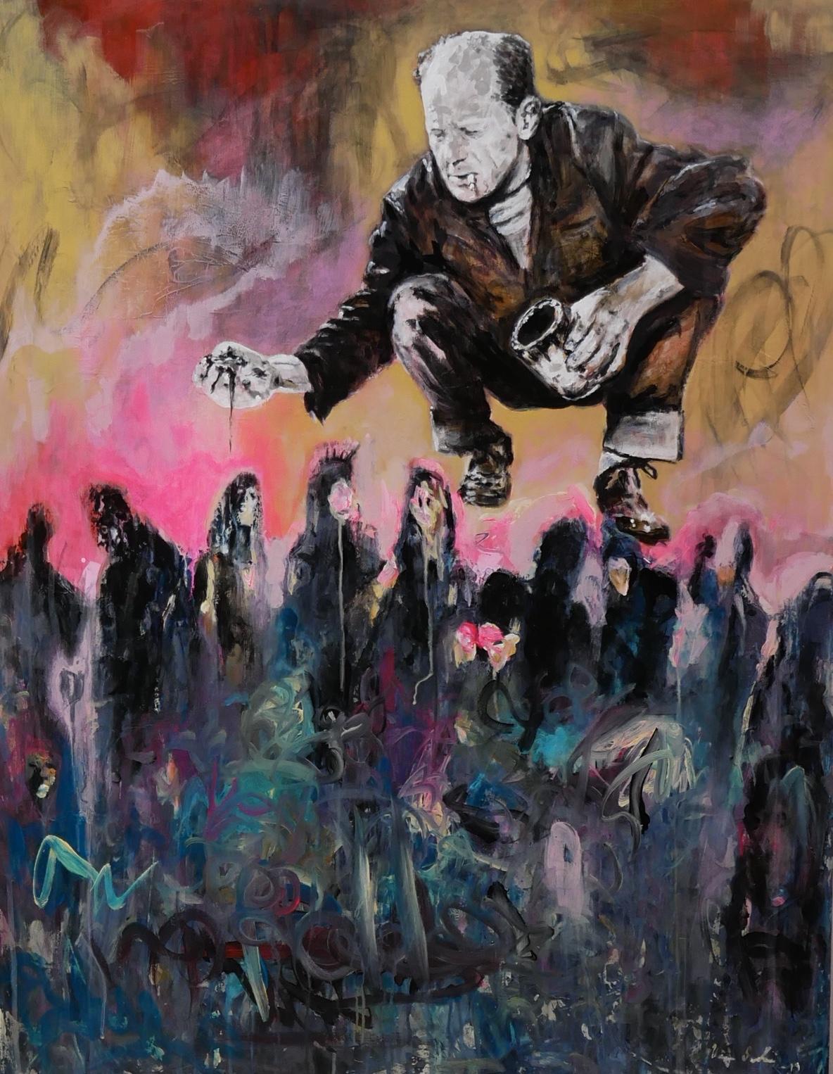 """""""Pollock"""" 2019"""