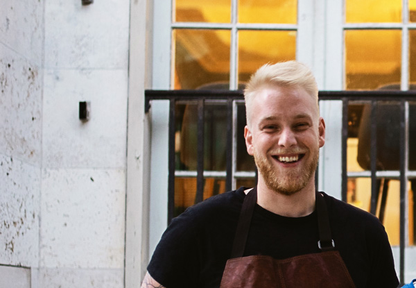 William, Food Maestro - William started out his chef career with Claus Meyer back in the days. Since then he's been around, training in both London & Amsterdam and working with popups from San Francisco to New Delhi. In Copenhagen he was one of the founders of the social restaurant Baglokalet and he's worked with us on a number of projects through the years before becoming our Head Chef.