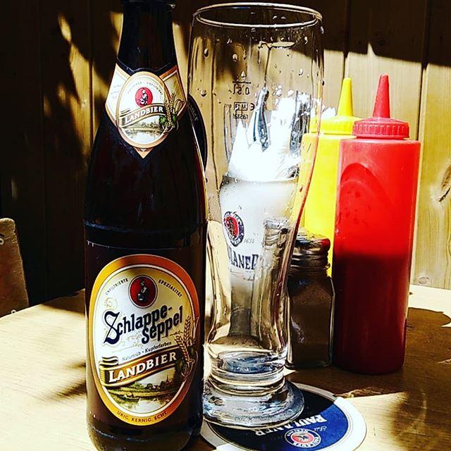 Notre nouvelle bière du moment 🍻 La Schlappe-seppel Landbier 🍺