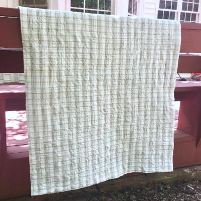 Longarm Wholecloth Quilt