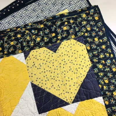 Quilts for Cure- Quilts for Kids with Cancer
