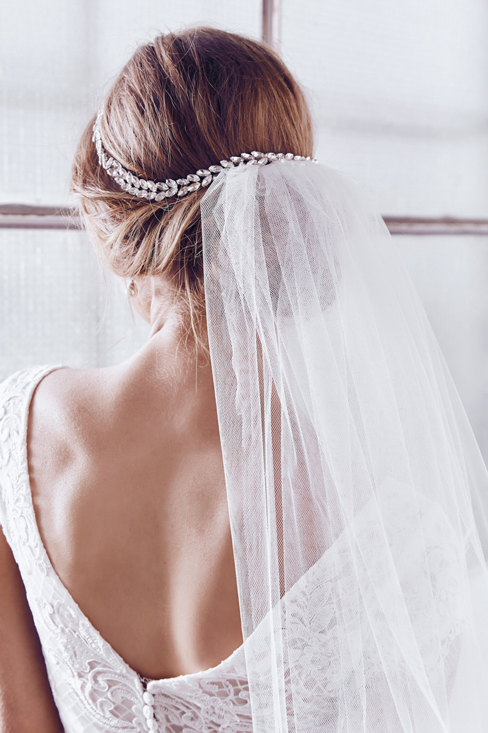 bridal accessories you'll need on your wedding day