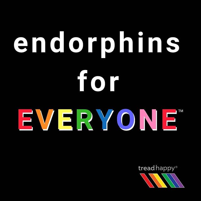 We're PROUD to have always provided those #EndorphinsForEVERYONE 🌈 The run is truly for ALL and we have 1 more event this month to celebrate just that. Join us in #RVA this Thursday June 27, as we team up with @lululemon @baresoulyoga @kingofpopsrva for an inclusive #Pride Run + Yoga event to celebrate #PrideMonth! We'll meet at 6:30pm at the Main St Station for a short 3-mile run/jog/walk (or option to shorten route) followed by a special yoga practice/meditation and 🌈 treats & popsicles. Cost is free but we encourage a $10-20 cash donation for @sidebysidevirginia, a local non-profit working to support LGBTQIA+ youth in their communities. Sign up on our @treadhappyrva Mind Body and get ready to celebrate #EndorphinsForEveryone! . . . #loveislove #treadHAPPY #pride2019 #treadtreadBABY #socialSWEATwork  #togetherweTREAD # #RemixYourRun #treadVIBES #treadSUMMER  #EndorphinsForEVERYONE #lovetherun #treadTEAM #fitlife #treadTRIBE #treadTOGETHER #werunrichmond #runningstudio #Run919 #RunRaleigh #Run704 #Run434 #Run804 #RVAruns #RVAfit #CLTfit #CLTruns #HappyTreading