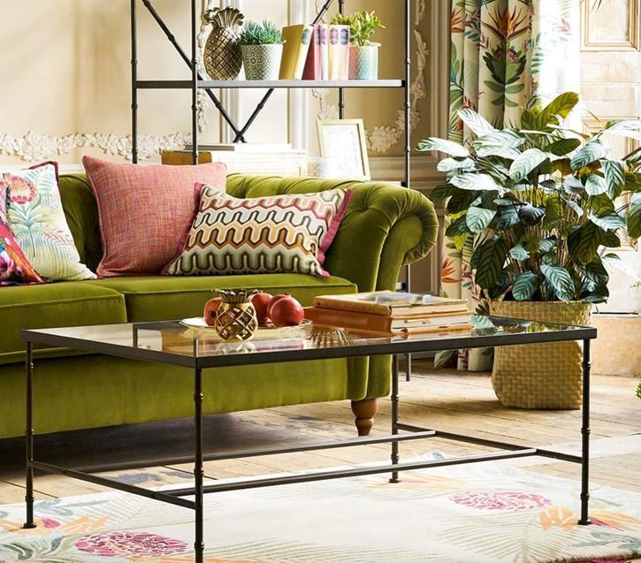 Wellbeing Design living room