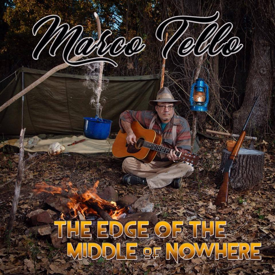 The Edge of the Middle of Nowhere - AVAILABLE NOW AT LIVE PERFORMANCES