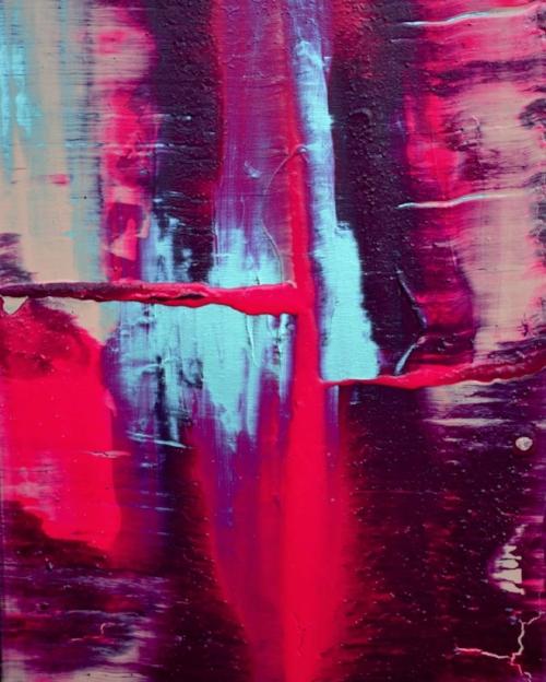Käpy, Akryyli kankaalle, 50 cm x 40 cm  Myynnissä / For sale