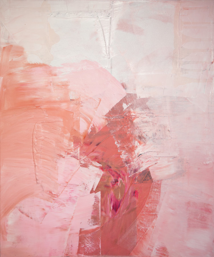 Sweet love illusion,Akryyli kankaalle, 120 cm x 100 cm  Myyty / Sold