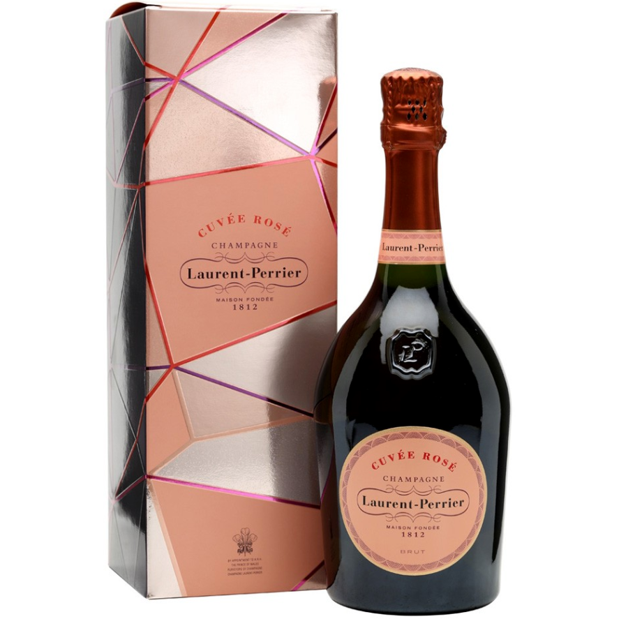 CHAMPAGNE   LAURENT PERRIER Brut Rosé NV 750ml