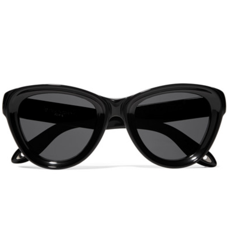 ACCESSORIES   GIVENCHY Cat-eye acetate sunglasses