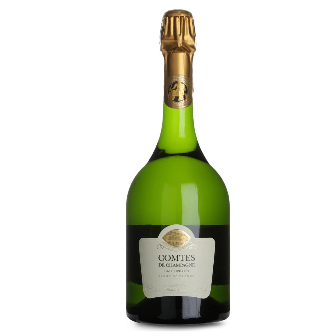 CHAMPAGNE   TAITTINGER Comtes de Champagne Blanc de Blanc